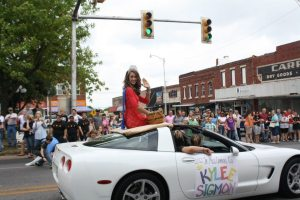 Jr. Miss Carroll County 2011